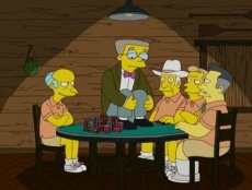 The Simpsons 20x08 : The Burns and the Bees- Seriesaddict